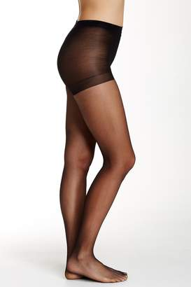 Shimera Back Seam Control Top Sheer Pantyhose