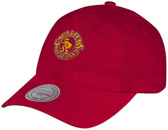 Mitchell & Ness Cleveland Cavaliers Hardwood Classic Basic Slouch Cap