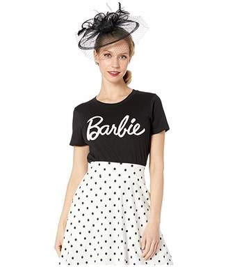d263e87e Unique Vintage Barbie X Barbie Logo Tee