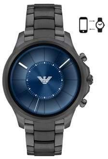 Emporio Armani Alberto Connected Mens Touchscreen Smartwatch