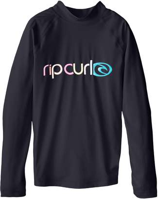 Rip Curl Women's Juniors Miss Sunshine Long Sleeve Rash Guard