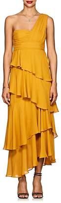 A.L.C. Women's Silk One-Shoulder Dress