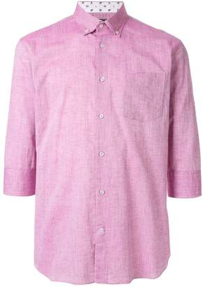 88532ec9 3/4 Sleeve Shirt Men - ShopStyle