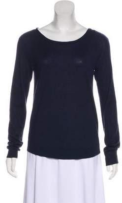 Diane von Furstenberg Silk & Cashmere Sweater