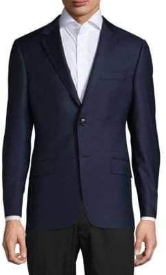 Hickey Freeman Textured Wool Jacket