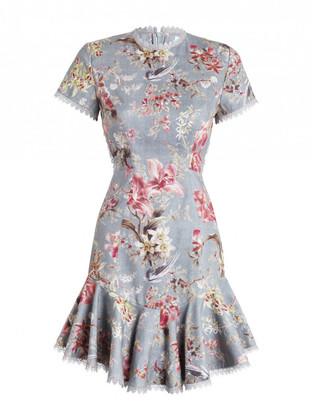Zimmermann Mercer Flutter Dress