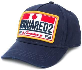 DSQUARED2 Cargo baseball cap b73acc2747f2
