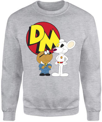 Danger Mouse Penfold and Sweatshirt - Grey
