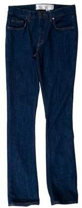 Victoria Beckham Victoria, Mid-Rise Jeans
