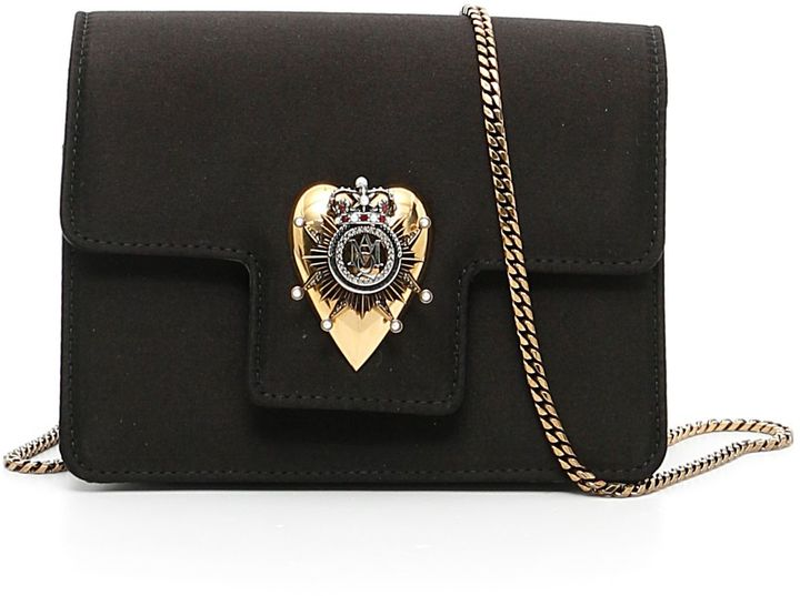 Alexander McQueen Mini Heart Bag