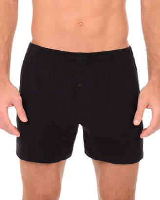 2xist Pima Cotton Knit Boxer