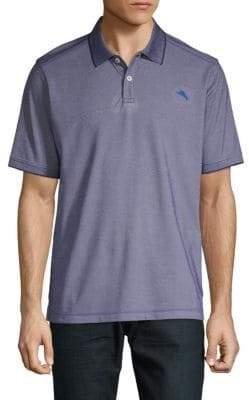 Tommy Bahama Classic Short-Sleeve Polo