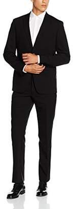 Esprit Men's 996EO2M903 Suit,(Manufacturer Size: 56)