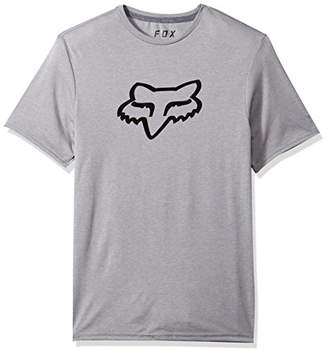 Fox Men's Trudri Modern Fit Legacy Logo Short Sleeve Tech T-Shirt