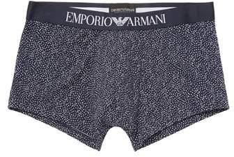 Emporio Armani Underwear Striped Trunk