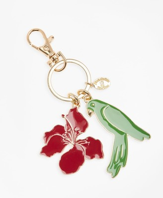 Brooks Brothers Tropical Key Fob