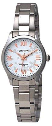Croton [クロトン 日本製3針クォーツ レディース腕時計 RT-168L-E