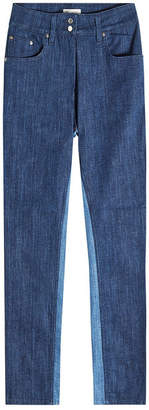 Public School Two-Tone Slim Jeans