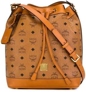 MCM small Visetos drawstring bag