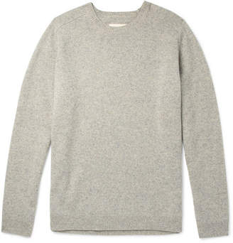 Folk Patrice Mélange Wool Sweater