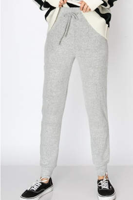 Timeless Grey Day Sweats
