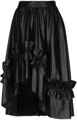 Cédric Charlier 3/4 length skirts
