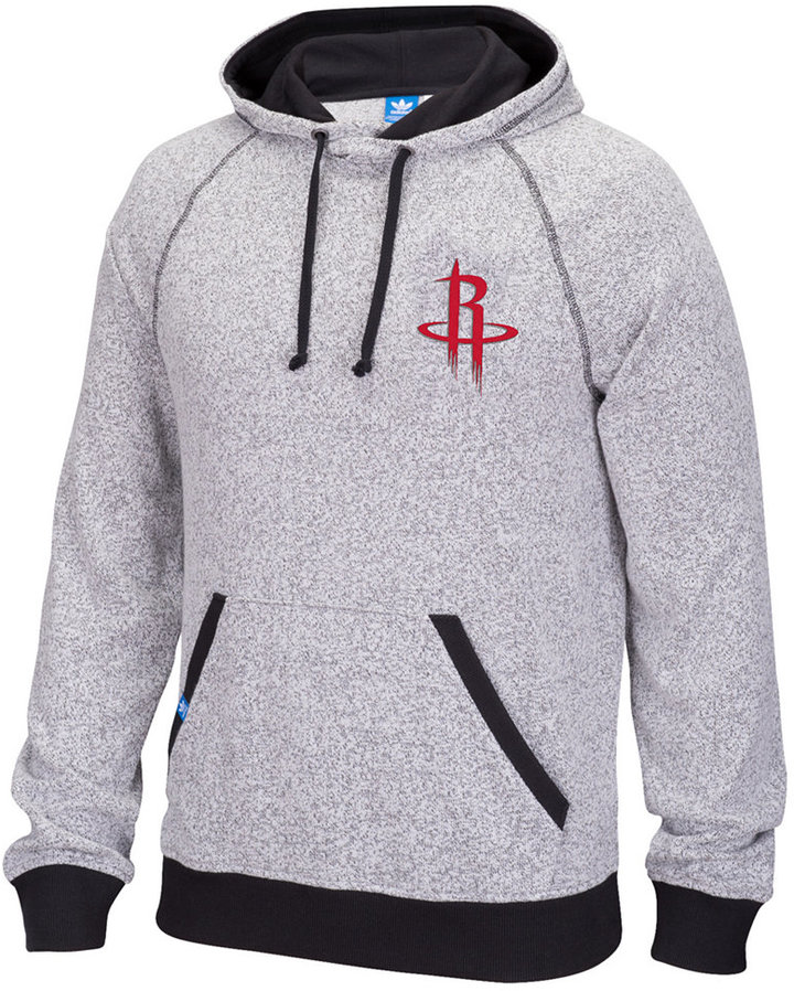 adidas Men's Houston Rockets Originals Pullover Hoodie