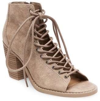 Mossimo Supply Co. Women's Phobe Lace Up Booties Mossimo Supply Co. $37.99 thestylecure.com