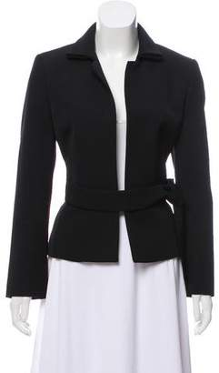 Gucci Belted Wool Jacket