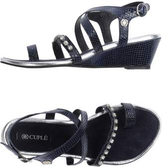 Cuplé Toe strap sandals - Item 11200648CD