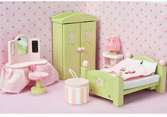 Le Toy Van NEW Rosebud Master Bedroom