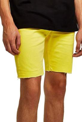 Topman Skinny Fit Stretch Shorts