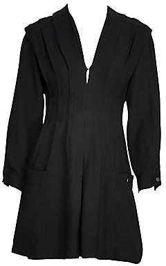 Sandro Women's Milene Pocketed Short Dress