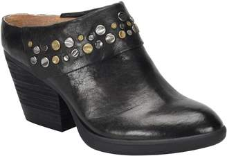 Sofft Leather Clogs - Gila