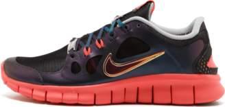 Nike Free 5.0 DB GS - Wolf Grey/Total Crimson