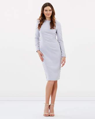 Aurora Button-Up Dress