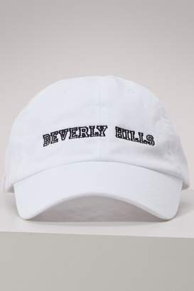 Private Party Cotton Beverly Hills cap