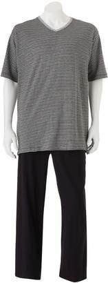 Hanes Big & Tall 2-pc. Pajama Set