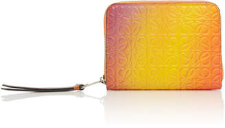 Loewe Ombré Embossed Leather Cardholder