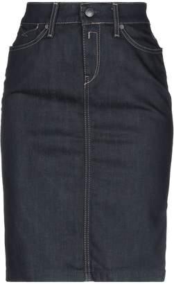 Replay Denim skirts