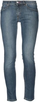 AR+ CAMOUFLAGE AR AND J. Denim pants - Item 42713892XH
