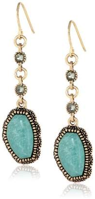 Barse Kismet Drop Earrings