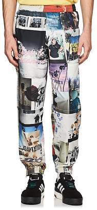 ADAPTATION / BORN X RAISED Men's Graphic Track Pants