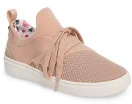 Steve Madden Lancer Mesh Sock-Fit Sneaker