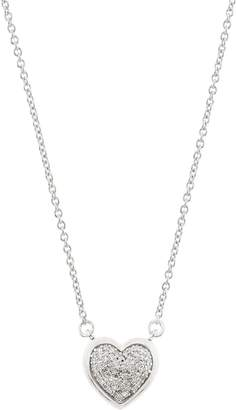 Links of London Diamond Essentials Pave Heart Necklace