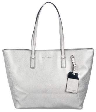 Marc Jacobs Metallic Leather Tote