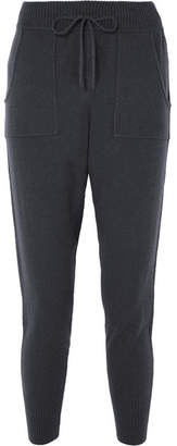 Eres Ardent Wool And Cashmere-blend Pants - Gray
