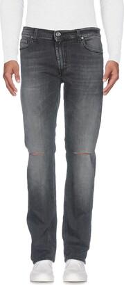 Bikkembergs Denim pants - Item 42666182JF