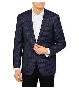 Canali Glen Check Jacket
