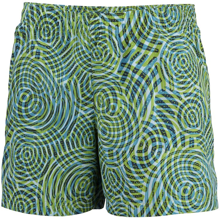 Columbia Sandy River II Print Shorts - UPF 30 (For Women)